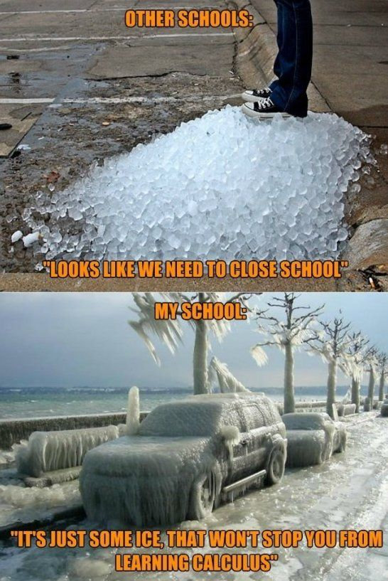 Other schools vs. My School  - www.meme-lol.com