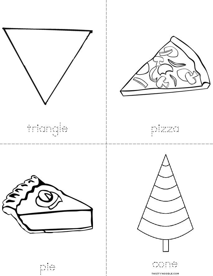 25 best PRESCHOOL - Triangles images on Pinterest | Triangle shape ...