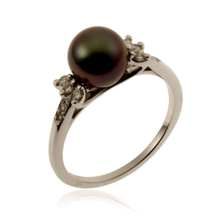 bague perle de tahiti manege a bijoux bijoux la mode. Black Bedroom Furniture Sets. Home Design Ideas