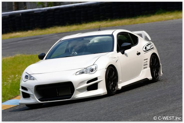 C West Gt86 Brz Frs Body Kit Toyota Subary Scion Gt86