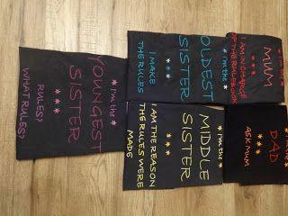 Ručné práce háčikom, ihlicami s láskou: Vyšívané tričká