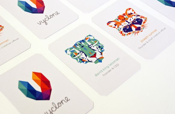 50 of the Best Business Card Designs. reppined by www.kickresume.com  #businesscard #design