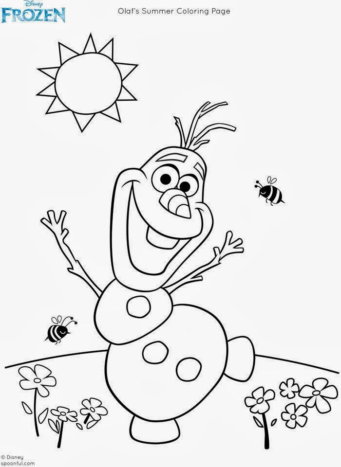 Ms de 25 ideas increbles sobre Dibujos de olaf en Pinterest
