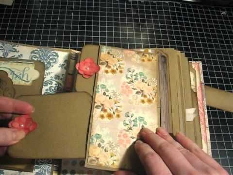 Today Tomorrow Forever - Kathy Orta Build a page/ Occasions mini album - YouTube