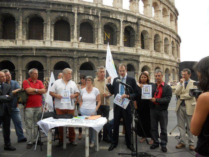 In difesa del Colosseo