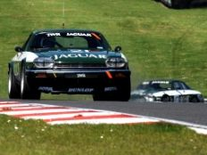 Jaguar XJS TWR Group A 5.3 Litre RHD › Historic Racing Cars for Sale › Showrooms › JD Classics