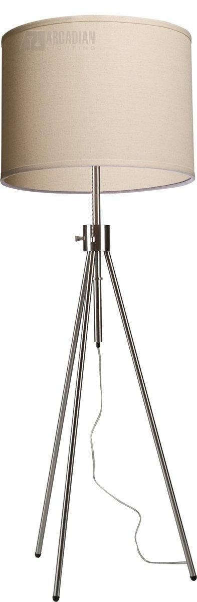 Steven and Chris Mercer Street Transitional Floor Lamp - SC589OM
