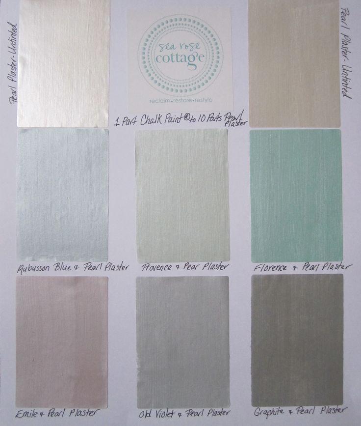 pearl interior paint