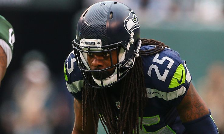 Kaela Carpenter tweets disturbing message about Richard Sherman = Some believe Seattle Seahawks cornerback Richard Sherman crossed the line on his attempt to block a Buffalo Bills field goal toward the end of the first half Monday night. Tuesday morning, the wife of Dan Carpenter — Buffalo's.....