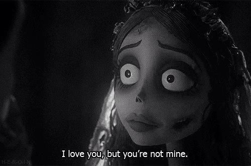 tim burton MOVIE QUOTES | corpse bride, movie, sad , tim burton - inspiring picture on Favim.com