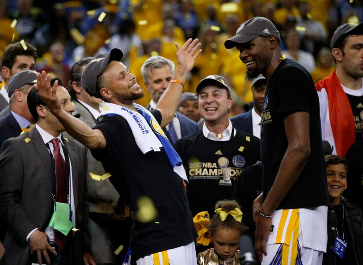 How the Warriors built a dynasty, brick by golden brick