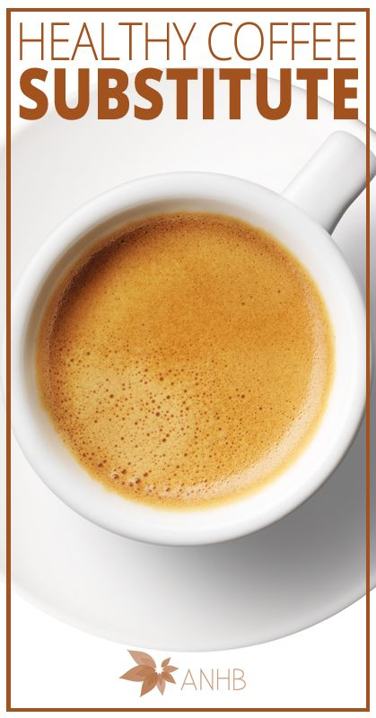 Healthy Coffee Substitute - All Natural Home and Beauty #health #coffee #substitute health and wellness