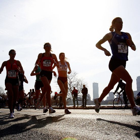 10 Tips For Running Your First Marathon. I actually used most of these for my first, and they work.