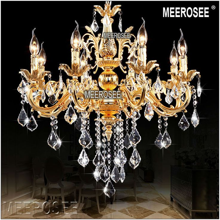 20 best Gorgeous crystal chandelier images on Pinterest   Crystal ...