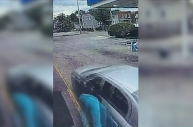 Selena Gonzalez, who is just two weeks from her due date, was dragged across a gas station parking lot in Hammond, Indiana by two thieves who stole her car.