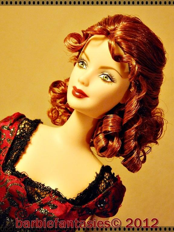Titanic Barbie - Kate Winslet