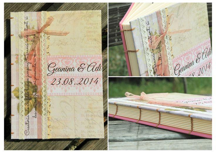 #cartea_oaspetilor #nunta #guestsbook