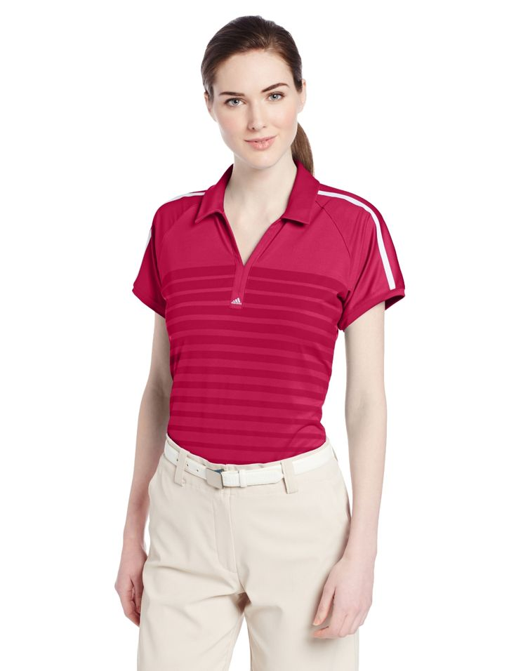 9 Best Images About Adidas Womens Golf Polo Shirts On