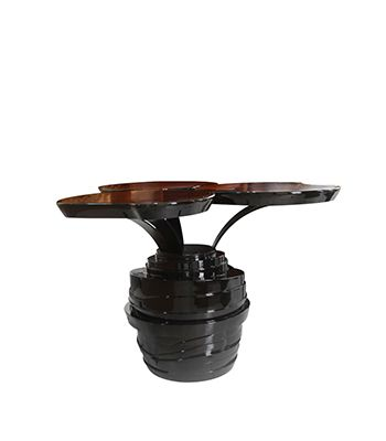 WATERLILY PEDASTAL TABLE