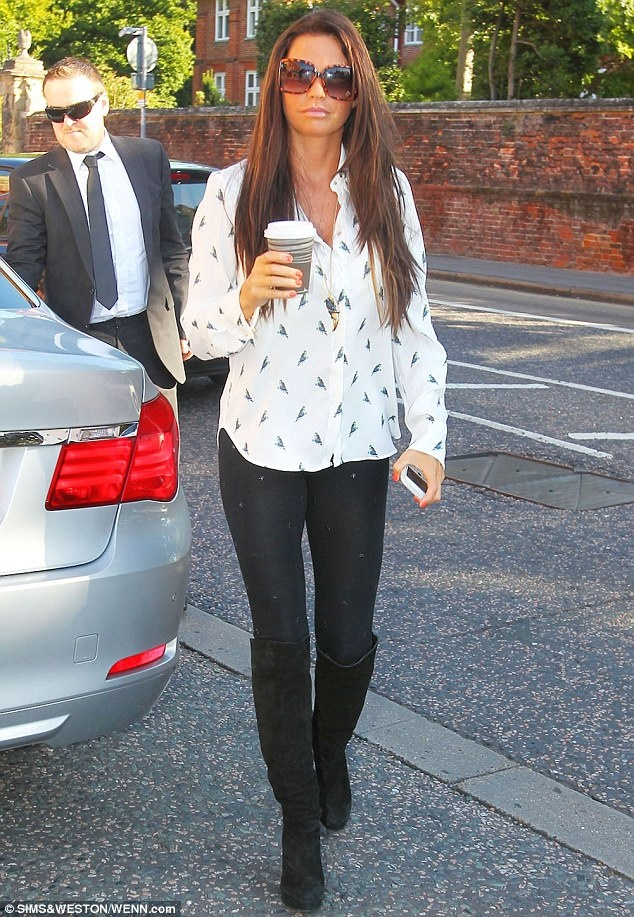 Adorable top with some cute pants and adorable boots KP