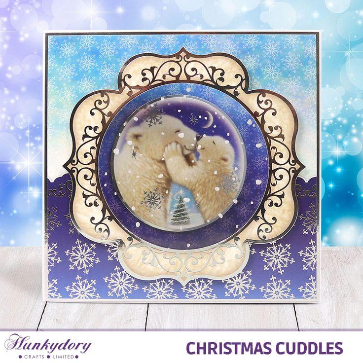 Christmas Cuddles - Hunkydory   Hunkydory Crafts