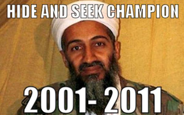 Osama Bin Laden's Death | Know Your Meme