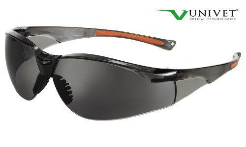 Univet - 513.01.10.02 - Siyah Spor Koruyucu Gözlük