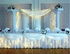 100 best wedding tulle decorating images on pinterest wedding wedding decorating with tulle bing images junglespirit