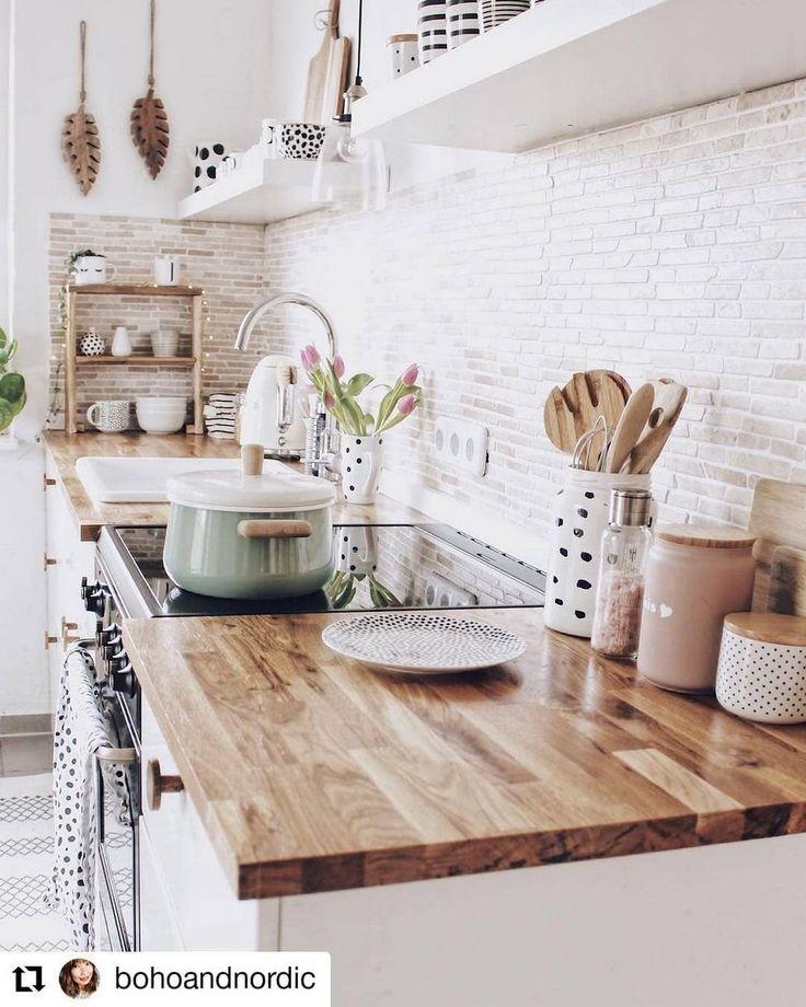 40+ Beste Ideen für neutrale Küchendesign-Ideen im Jahr 2019