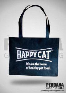 tas promosi spunbond - happy cat