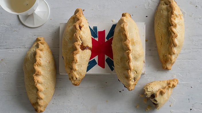 Designed so that the 18th century labourers of Cornwell could take their hearty meat and vegetable lunch with them to work in a clever edible parcel, Cornish pasties now have protected status under the European Commission. Try @annekamanning's version! Check out our Bakeproof column for tips and recipes.