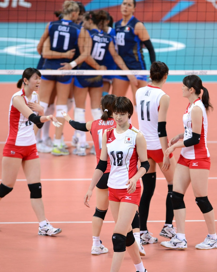 Women volley ball vs Italy