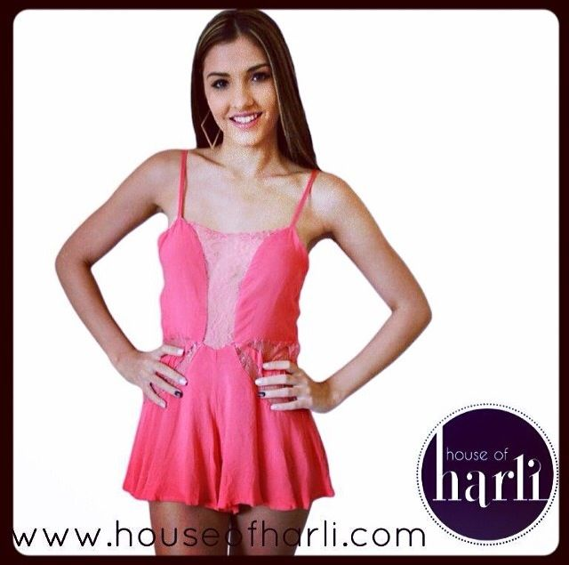 Playsuit #houseofharli #fashion #clothes #ladies