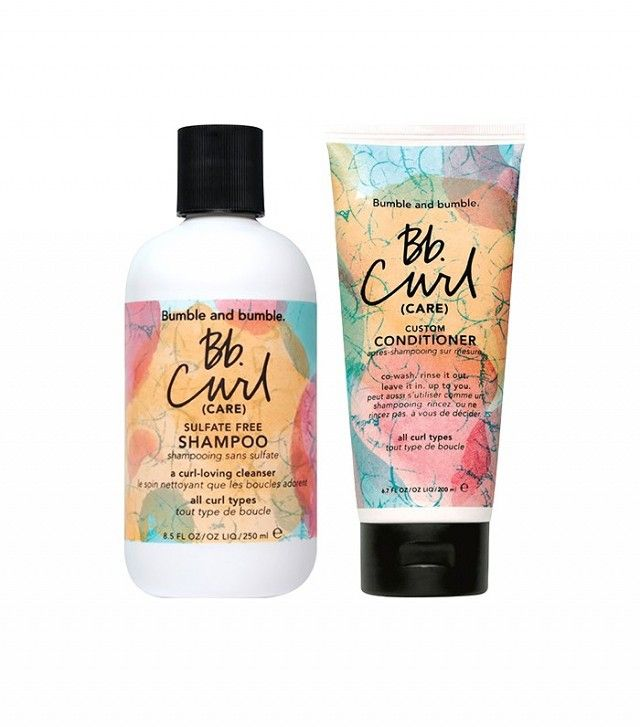 Bumble and Bumble Curl (Care) Shampoo and Conditioner