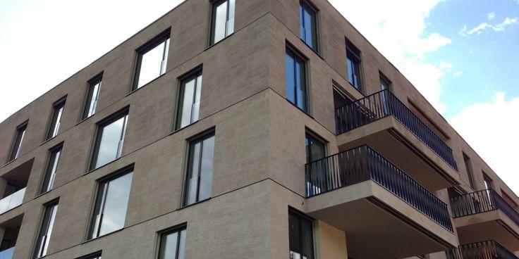 K5 EPS AuquaROYAL mineralisches System - Fassadensysteme, Wärmedämmsysteme, hinterlüftete Fassade, Natursteinfassade