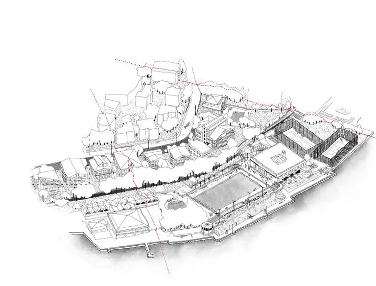 198 Best Architectural Sketch Images On Pinterest