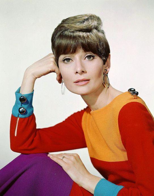 Audrey Hepburn in Yves Saint Laurent