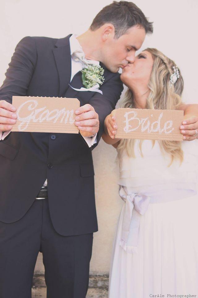 #bride #groom #wedding