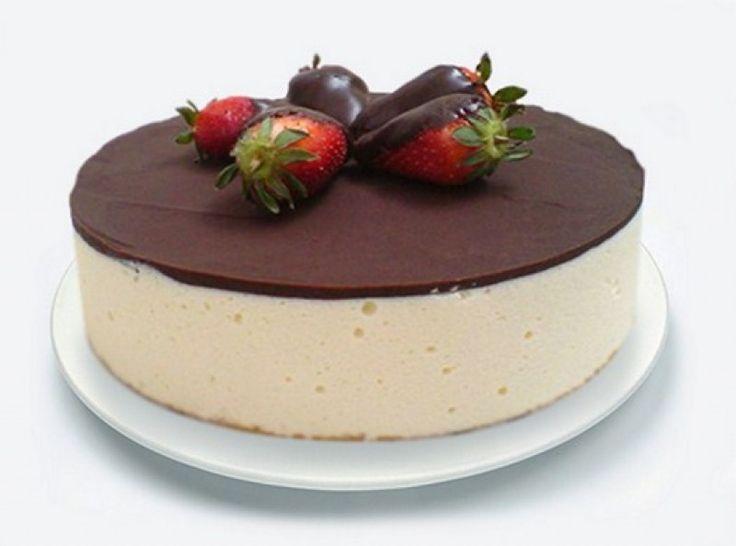 Лучшие торты: Торт «Птичье молоко»