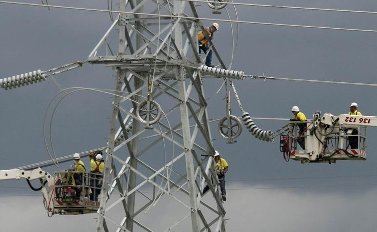 How network companies lined their pockets and drove electricity prices through the roof