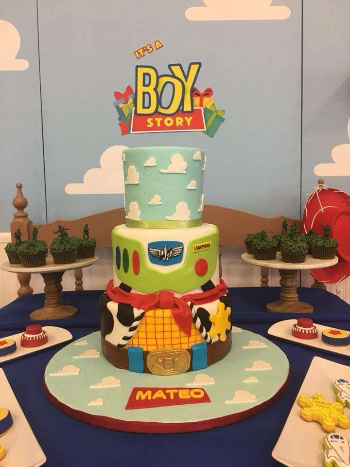 Toy Story Baby Shower Party Ideas With Images Toy Story Baby