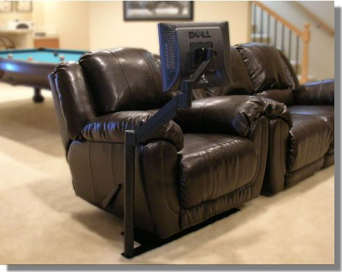 Pin By Jose Garcia Apodaca On Recliner Monitor In 2018 Pinterest Chair And Desk