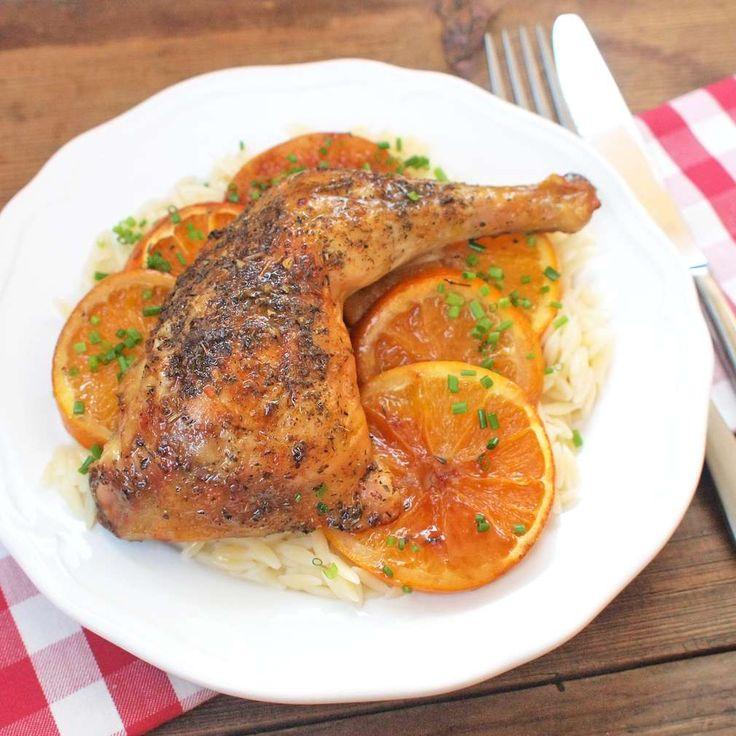 Kubánské pečené kuře