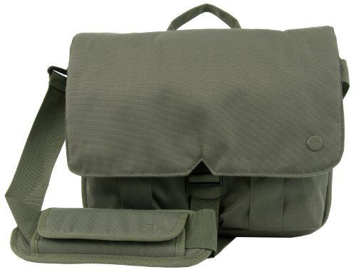 STM Scout 2 Extra Small Laptop Shoulder Bag  Olive dp180101 ** Read more reviews of the product by visiting the link on the image.