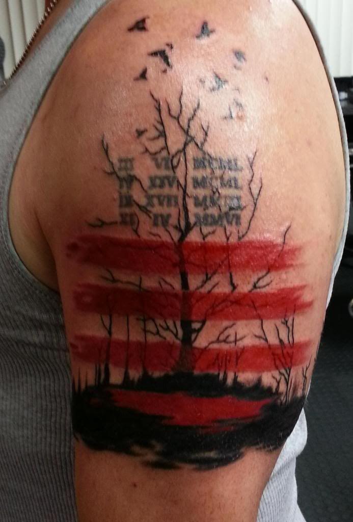 Trash polka tattoo parlor philadelphia for Philadelphia tattoo shops