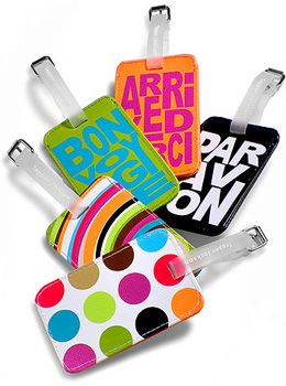 #Cute luggage tags #travel