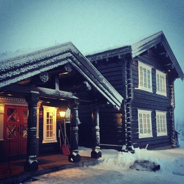 Ilsetra, Hafjelltoppen, Norway