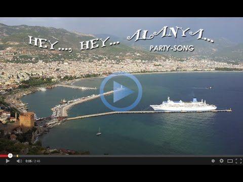Hey Hey Alanya | Alanya Party-Song  *ALANYA PARTYSONG*  ENYOY TURKEY...!  www.visions-of-life.info