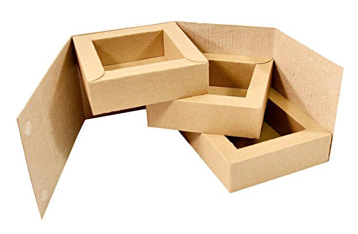Универсальная коробочка для небольших предметов - сувениров, конфет, украшений.