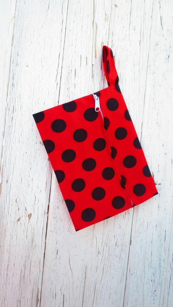 Mama Cloth Wet Bag Baby Wipes Waterproof Bag